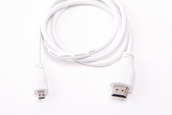 Raspberry Pi 4 Model B HDMI Кабел 2м