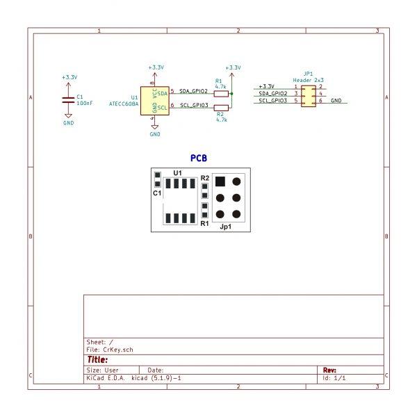 HAT01C - Крипто-модул на Microchip за Raspberry Pi LeapMatic MaticControl