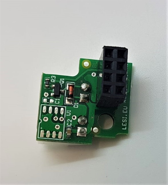 HATL01FP Автоматичен контрол на вентилатора за Raspberry Pi с 5V пинове