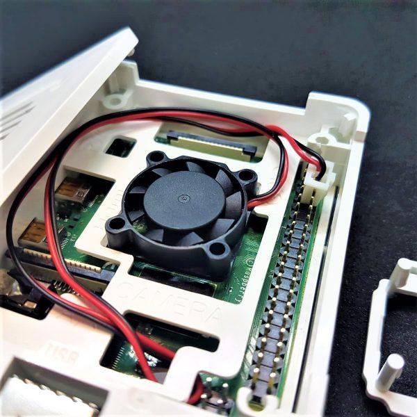 Безчетков вентилатор 5V 2507-5000 об/м