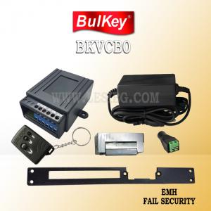 Електронно заключване на врата с дистанционно ВКVCBx