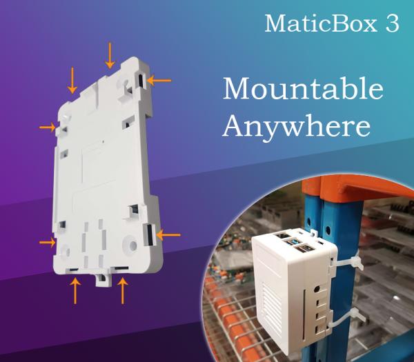 MaticBox 3 – иновативната кутия за Raspberry Pi & Asus Thinker Board