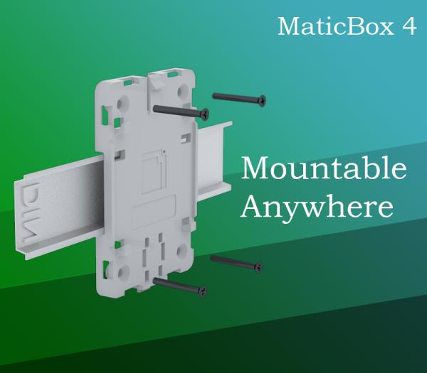 MaticBox 4 – иновативната кутия за Raspberry Pi 4