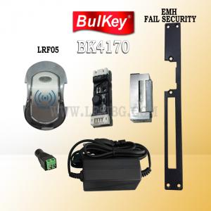 RFID електронна заключваща система за контрол на достъп с чип Bulkey
