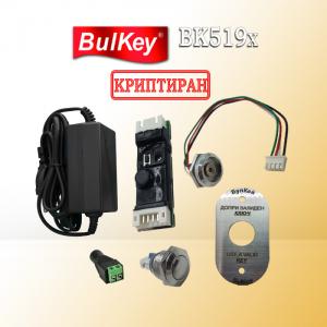 IButton електронна заключваща система за контрол на достъп с чип Bulkey