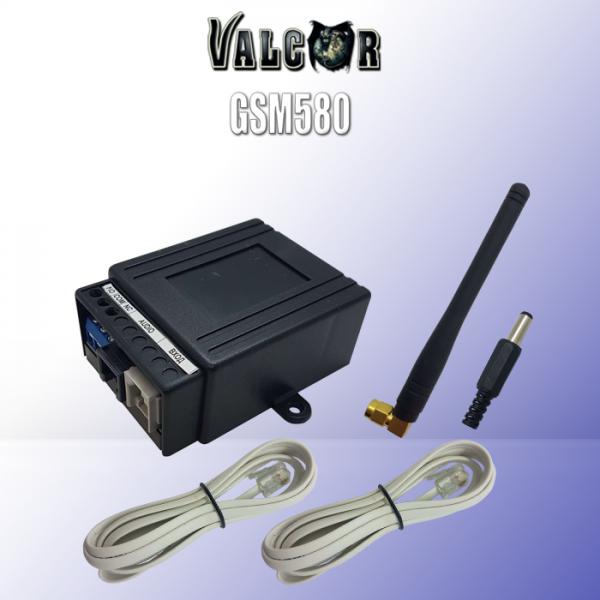 GSM580- домофон Valcor за до 8 телефонни номера