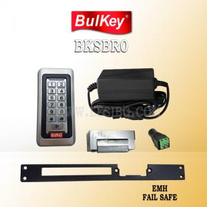 RFID електронна заключваща система с чип и код клавиатура Bulkey