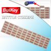 Стикери с номерация за iButton чипове